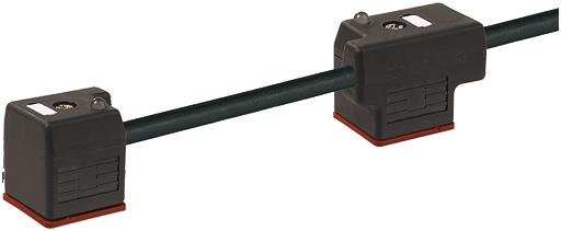 MSUD Doppelventilst.Xtreme BF A 18mm m.Anschl.-ltg