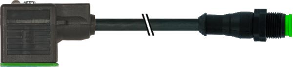 M12 St. 90° Lite auf MSUD Ventilst. BF A 18 mm