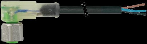 M12 Xtreme Bu. 90° freies Ltg.-ende Verpolschutz