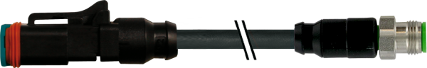 M12 Xtreme St. 0° auf MDC06-2s LED