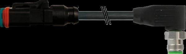 M12 Xtreme St. 90° auf MDC06-2s